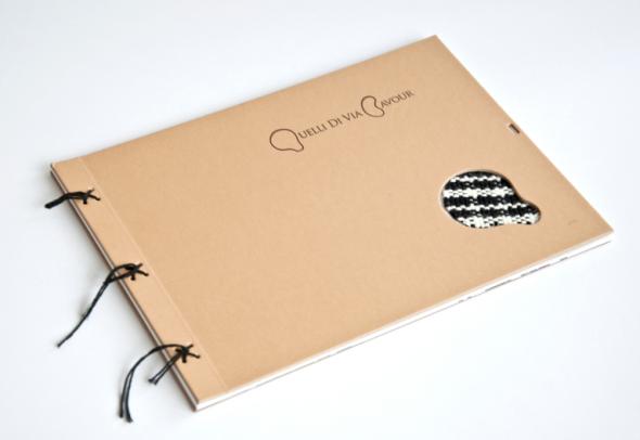 Brochure Quelli di via Cavour