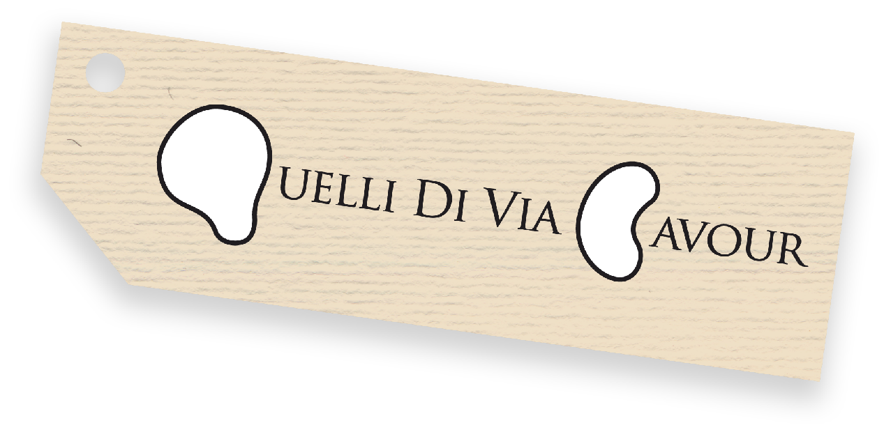Etichetta Quelli di Via Cavour
