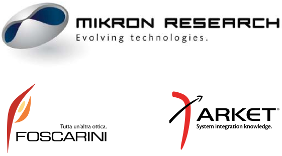 Arket, Mikron Research, Ottica Foscarini
