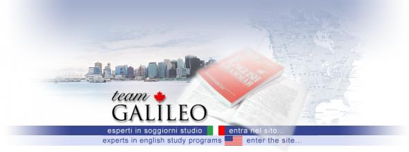 TEAMGALILEO.NET - studiare l'inglese in canada e usa